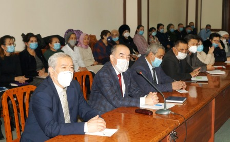 Regular meeting of the Scientific Council of Andijan State Medical Institute