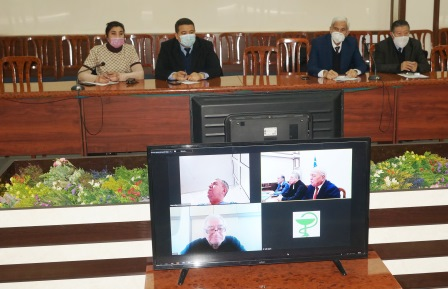 """""""Profilaktik tibbiyot"""" tibbiyot fanlari bo'yicha ilmiy seminar"""