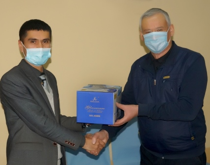 Employee of Andijan State Medical Institute for 40-years