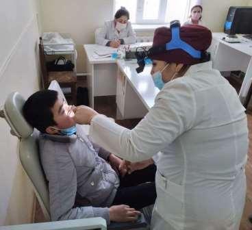 Professors and teachers of Andijan State Medical Institute