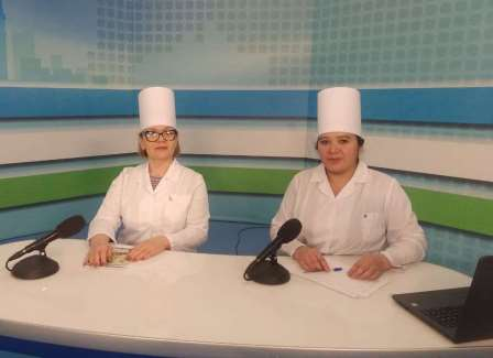 A communication on Preventive medicine was broadcasted by Andijan regional television