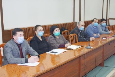 Совет по духовности провёл собрание