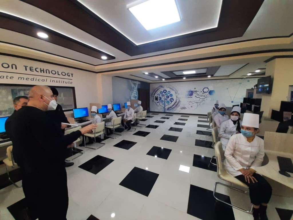 Сотрудничество между Андижанским государственным медицинским институтом и техникумами общественного здоровья имени Абу Али Ибн Сино крепнет