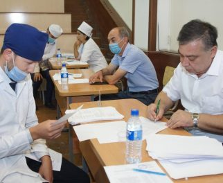 3RD STAGE OF THE FINAL STATE CERTIFICATION OF GRADUATE STUDENTS OF THE FACULTY OF GENERAL MEDICINE