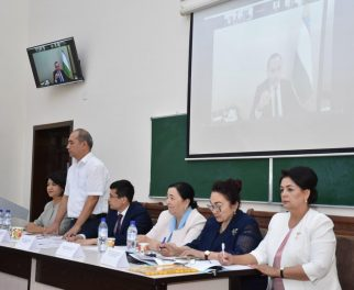 THE FIRST REPUBLICAN SEMINAR-TRAINING ON GENDER EQUALITY WAS HELD